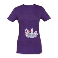 Image for Goomy Fitted Women's Crewneck T-Shirt from Pokemon Center