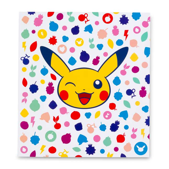 "Image for It's Berry Pikachu 1"" D-Ring Binder from Pokemon Center"