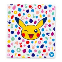 It's Berry Pikachu 1 In. D-Ring Binder