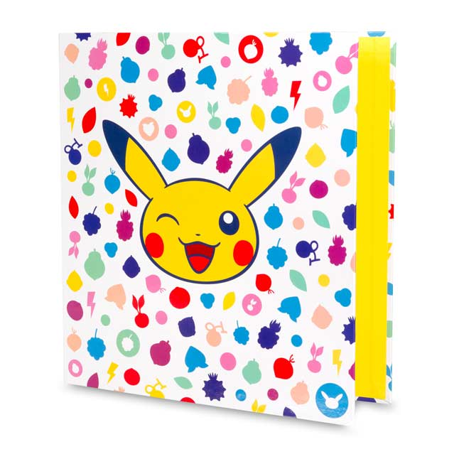 Image for It's Berry Pikachu 1 In. D-Ring Binder from Pokémon Center