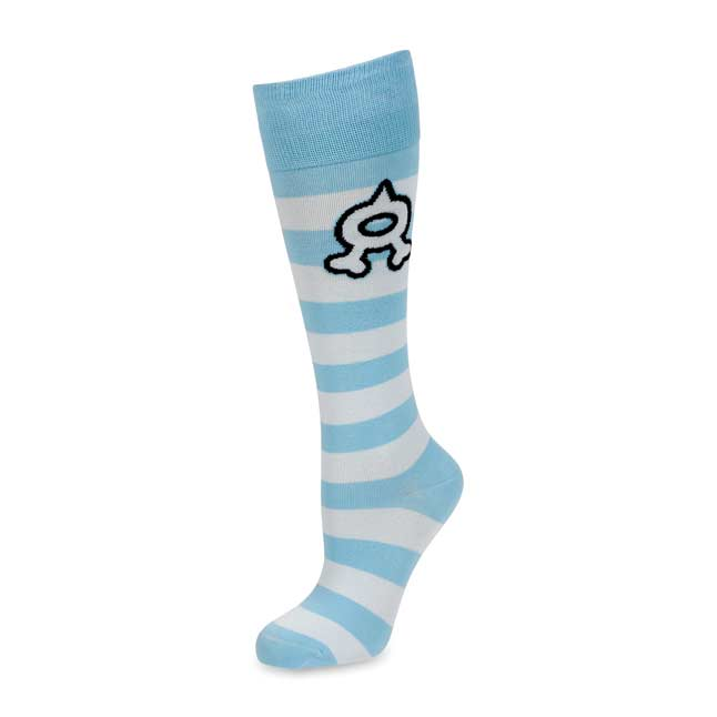 Image for Team Aqua Mid-Calf Socks (One Size-Adult) from Pokemon Center