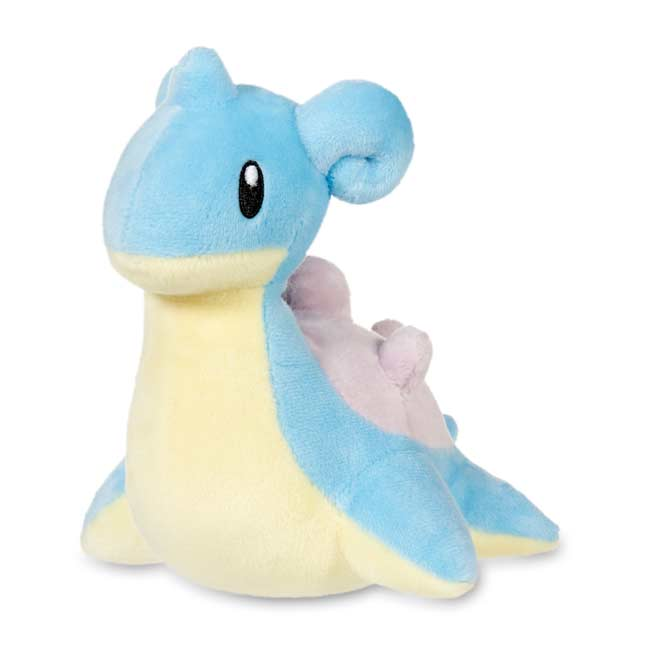 "Image for Lapras Secret Base Poké Doll Plush - 5 3/4"" from Pokemon Center"