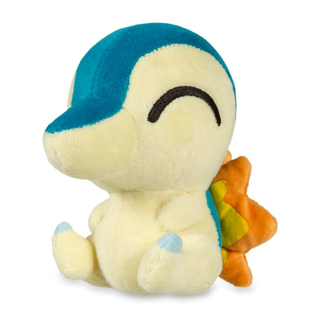 "Image for Cyndaquil Secret Base Poké Doll Plush - 4 3/4"" from Pokemon Center"