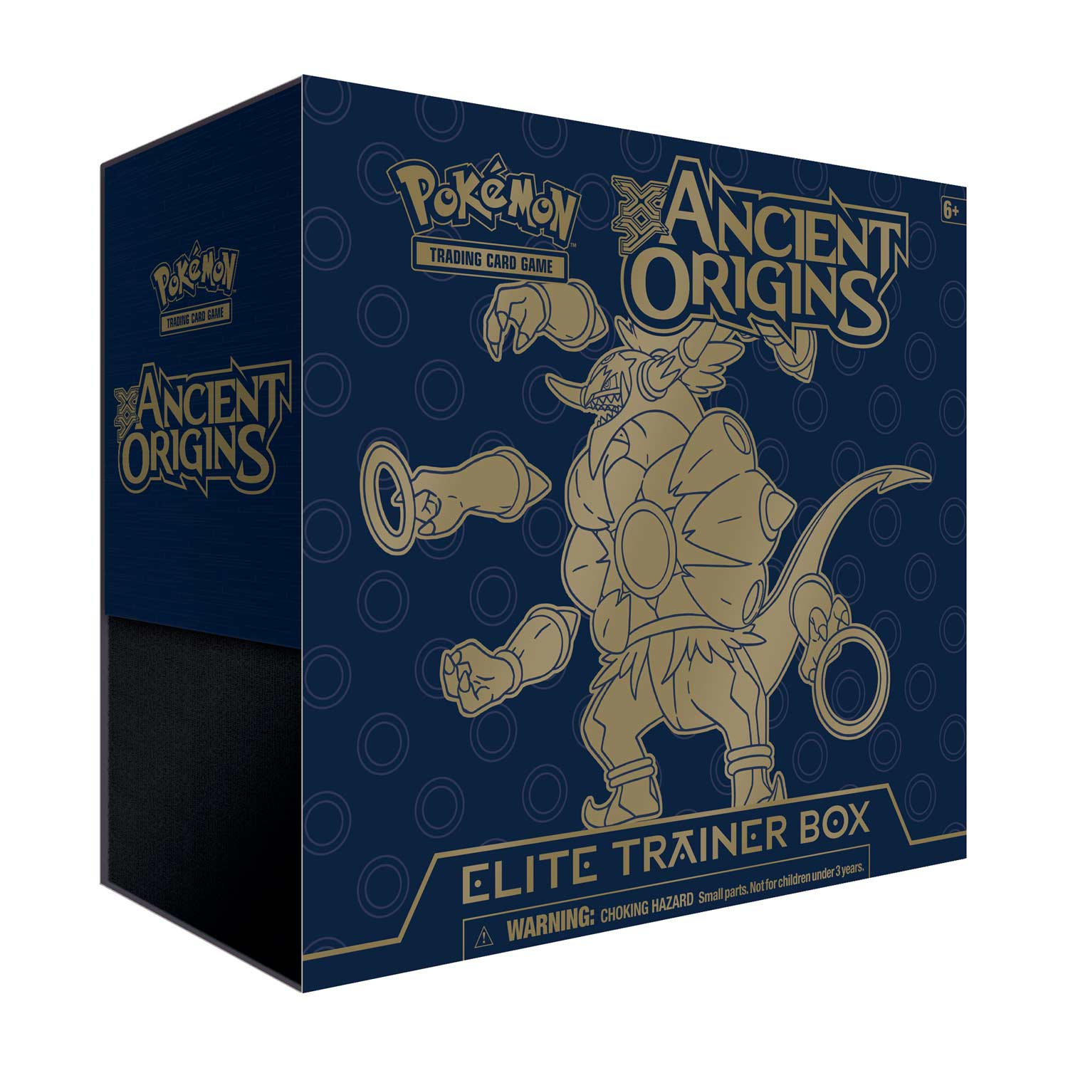 Pokemon Trading Card Game Xy7 Elite Trainer Box