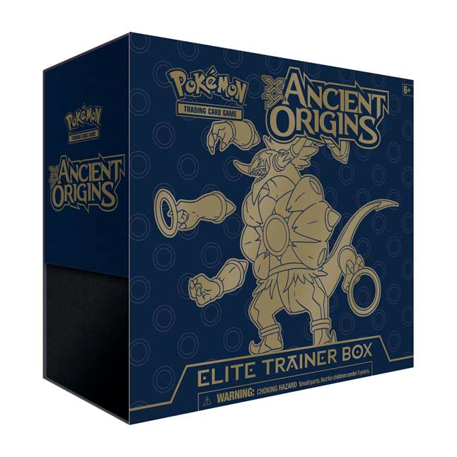 Image for Pokémon TCG: XY—Ancient Origins Elite Trainer Box from Pokemon Center