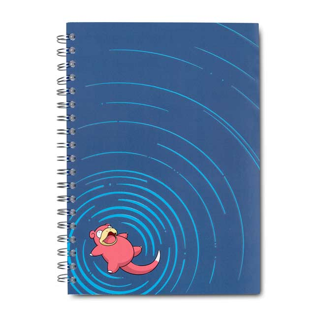 Image for Slowpoke Spiral Notebook (200 Pages) from Pokemon Center