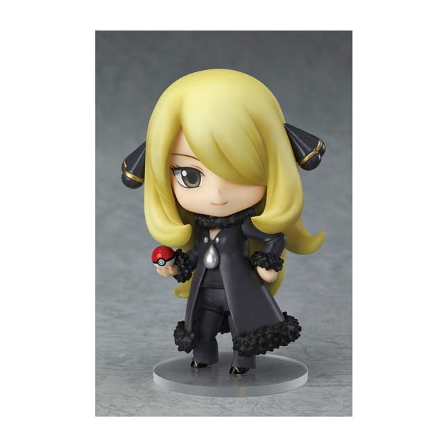 Image for Nendoroid: Cynthia Posable Figure from Pokemon Center