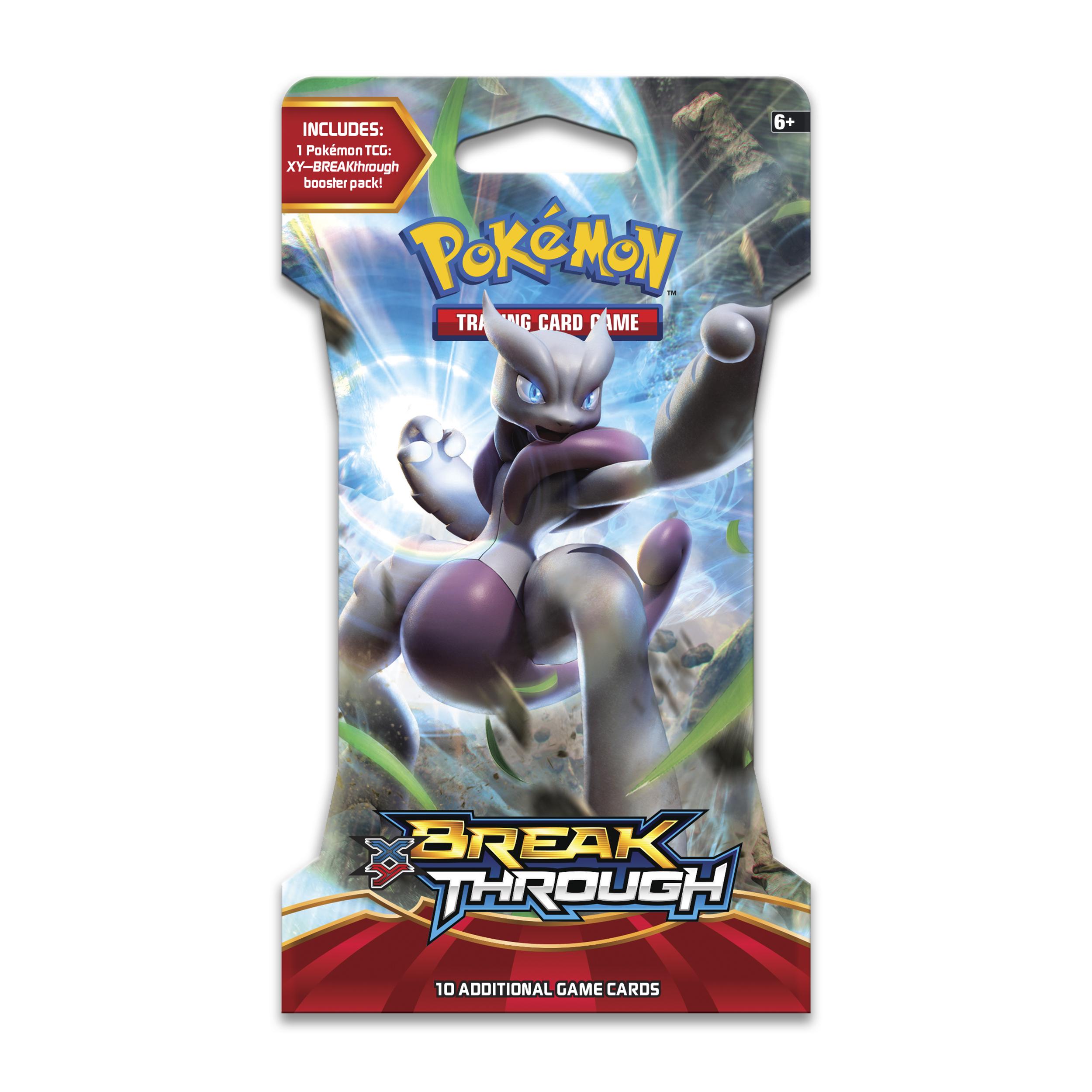Breakthrough Break Evolution Booster Pack Pok 233 Mon