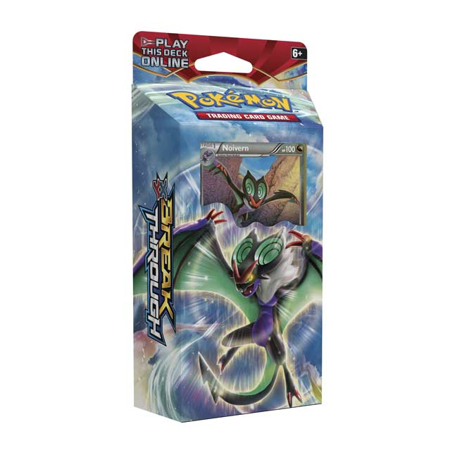 Image for Pokémon TCG: XY—BREAKthrough Night Striker Theme Deck from Pokemon Center