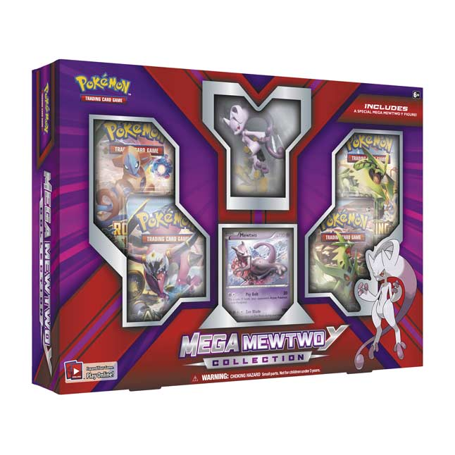 Image for Pokémon TCG: Mega Mewtwo Y Collection (Includes Figure) from Pokemon Center