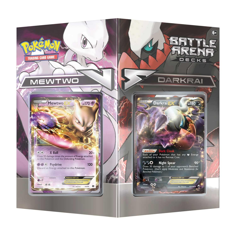 Pokémon TCG: Battle Arena Decks Mewtwo vs  Darkrai
