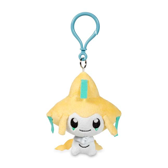 Image for Jirachi Pokémon Petit Plush Keychain from Pokemon Center
