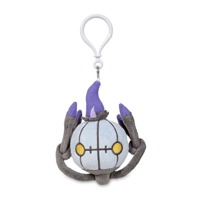 Image for Chandelure Pokémon Petit Plush Keychain from Pokemon Center