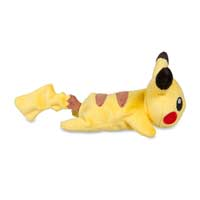 Image for Pikachu Kuttari Cutie Poké Plush from Pokemon Center