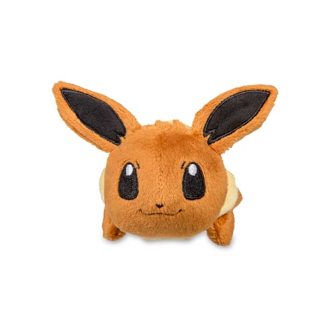 Image for Eevee Kuttari Cutie Poké Plush from Pokemon Center