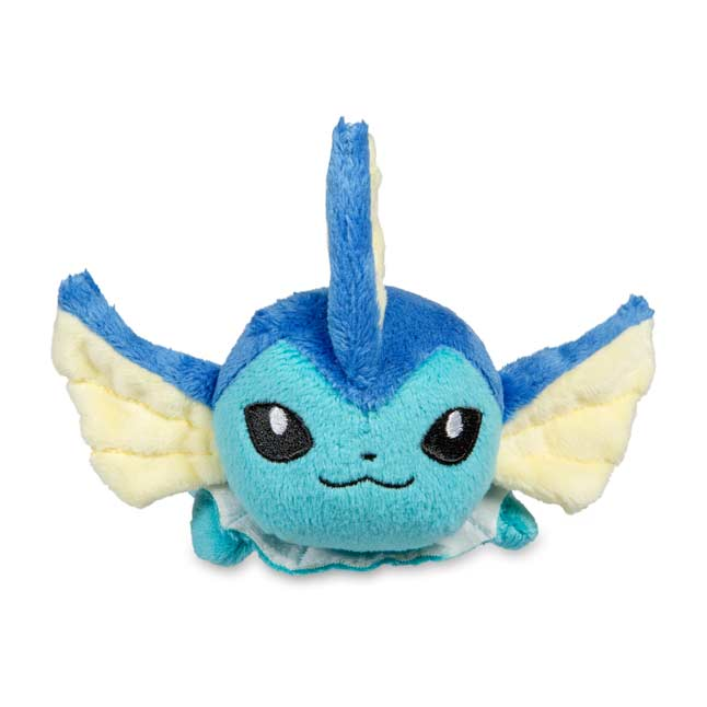 Image for Vaporeon Kuttari Cutie Poké Plush from Pokemon Center