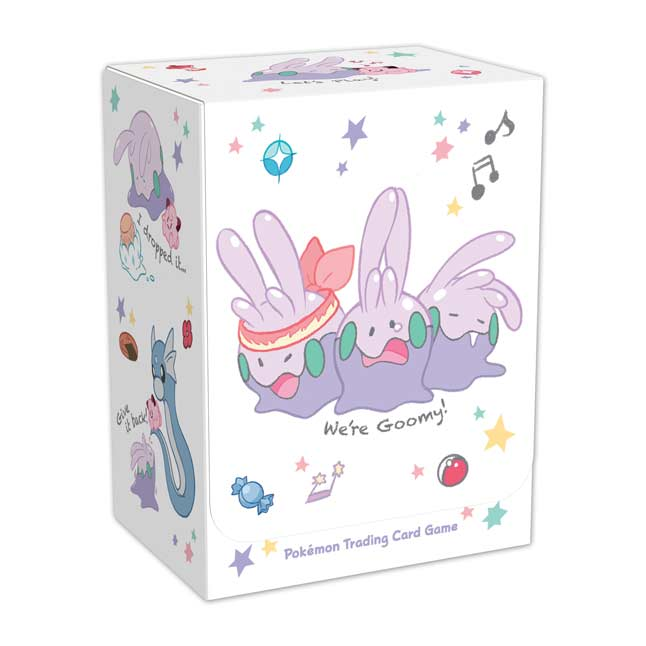 Image for Pokémon TCG: We're Goomy Deck Box from Pokemon Center