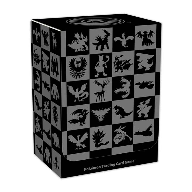 Image for Pokémon TCG: Legendary Pokémon Pattern Deck Box from Pokemon Center