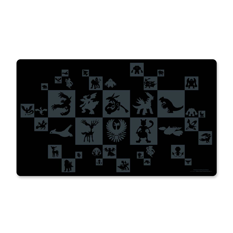 Legendary Pok 233 Mon Pattern Playmat Pok 233 Mon Tcg Trading
