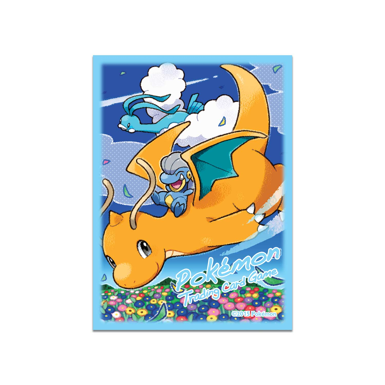 Pokmon Tcg Card Sleeves Dragonite Trading Card Game Tcg