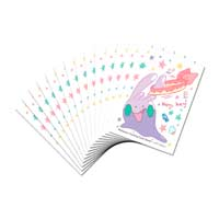 Image for We're Goomy Card Sleeves (65 Sleeves) from Pokemon Center