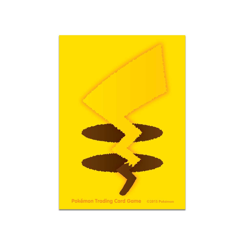 Pokmon Tcg Card Sleeves Pikachu Tails Trading Card Game Tcg