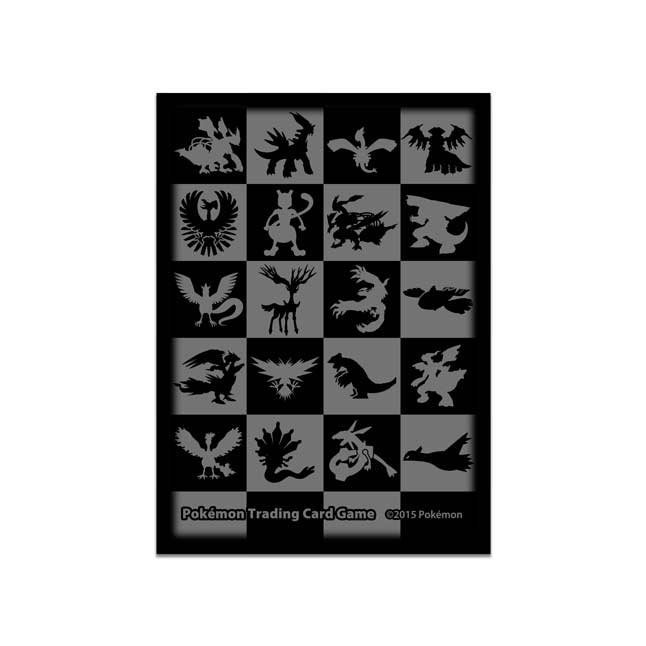 Image for Legendary Pokémon Pattern Card Sleeves (65 Sleeves) from Pokemon Center