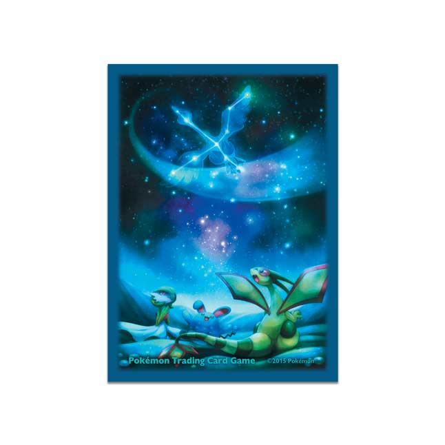 Image for Flygon Card Sleeves (65 Sleeves) from Pokemon Center