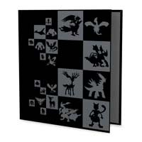 Legendary Pokémon Pattern Trading Card Game 1 In. D-Ring Binder