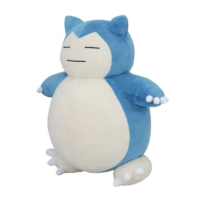 "Image for Snorlax Poké Plush (Jumbo Size) - 19 1/3"" from Pokemon Center"