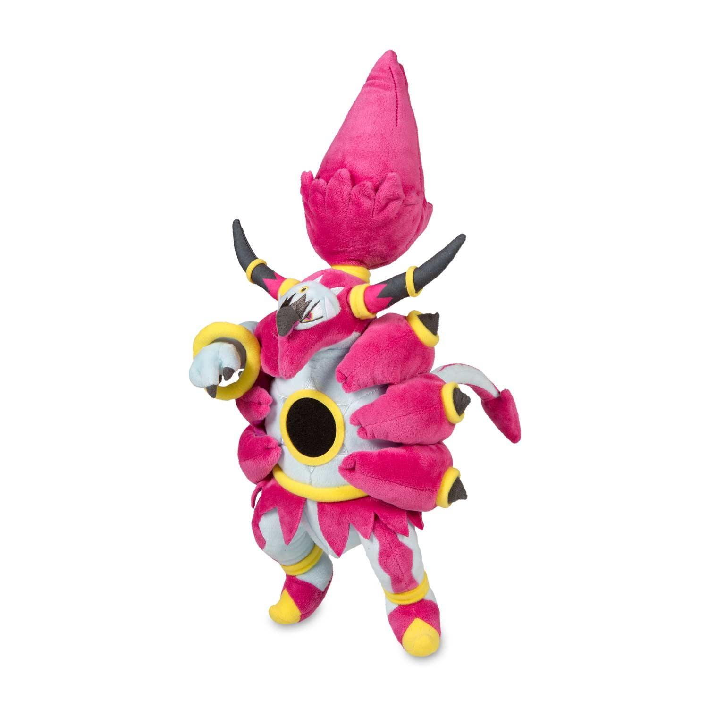 hoopa unbound poké plush 16 inch tall pokémon plush pokémon