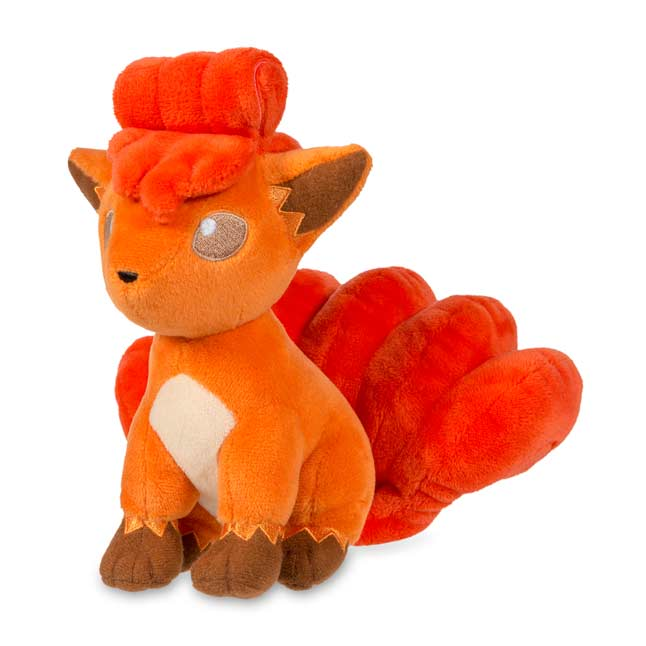 "Image for Vulpix Poké Plush (Standard Size) - 7"" from Pokemon Center"