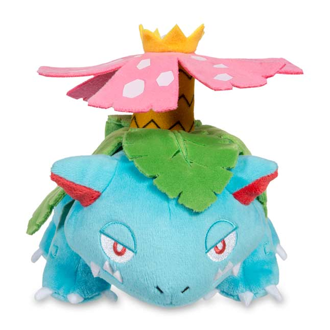 "Image for Venusaur Poké Plush - 5 1/2"" from Pokemon Center"