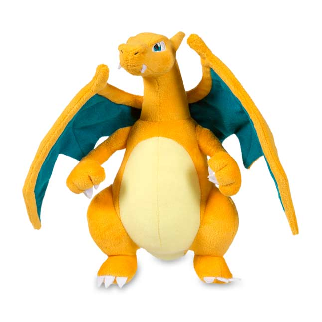 "Image for Charizard Poké Plush - 10"" from Pokemon Center"