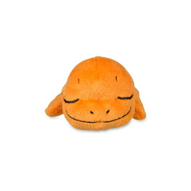 Image for Sleeping Charmander Kuttari Cutie Poké Plush from Pokemon Center