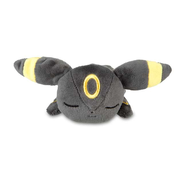 Image for Sleeping Umbreon Kuttari Cutie Poké Plush from Pokemon Center