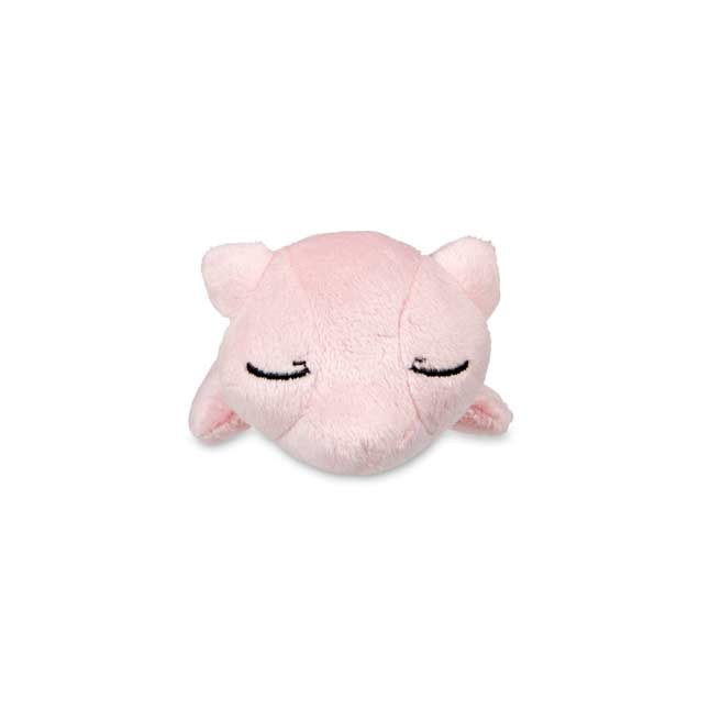 Image for Sleeping Mew Kuttari Cutie Poké Plush from Pokemon Center