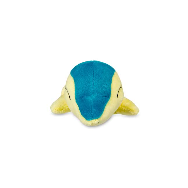 Image for Cyndaquil Kuttari Cutie Poké Plush from Pokemon Center