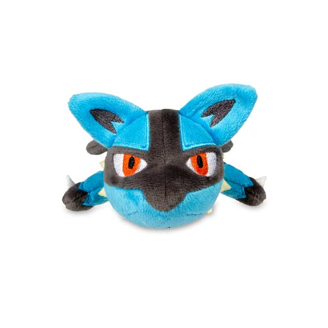 Image for Lucario Kuttari Cutie Poké Plush from Pokemon Center