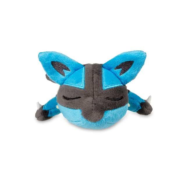 Image for Sleeping Lucario Kuttari Cutie Poké Plush from Pokemon Center