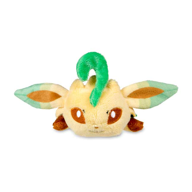 Image for Leafeon Kuttari Cutie Poké Plush from Pokemon Center