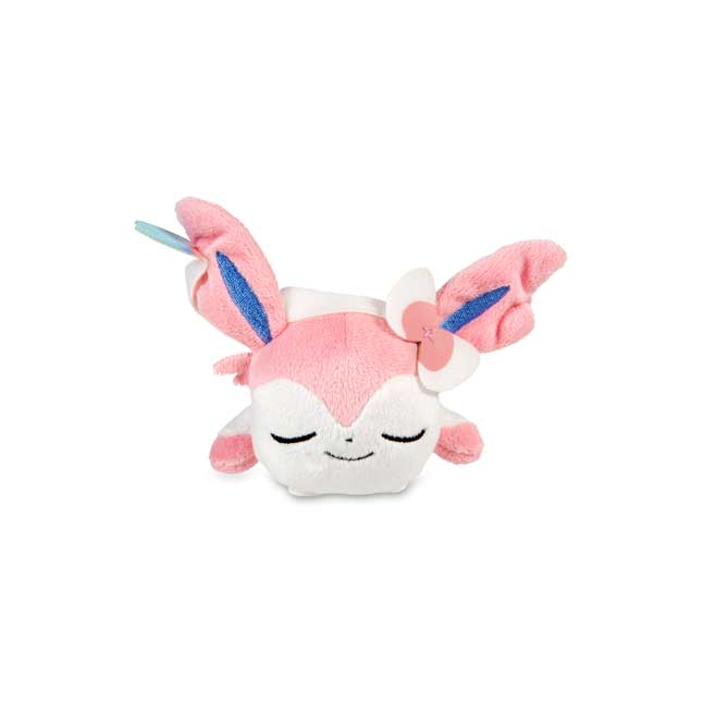 Image for Sleeping Sylveon Kuttari Cutie Poké Plush from Pokemon Center