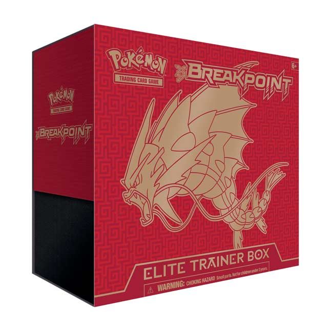 Image for Pokémon TCG: XY-BREAKpoint Elite Trainer Box from Pokemon Center
