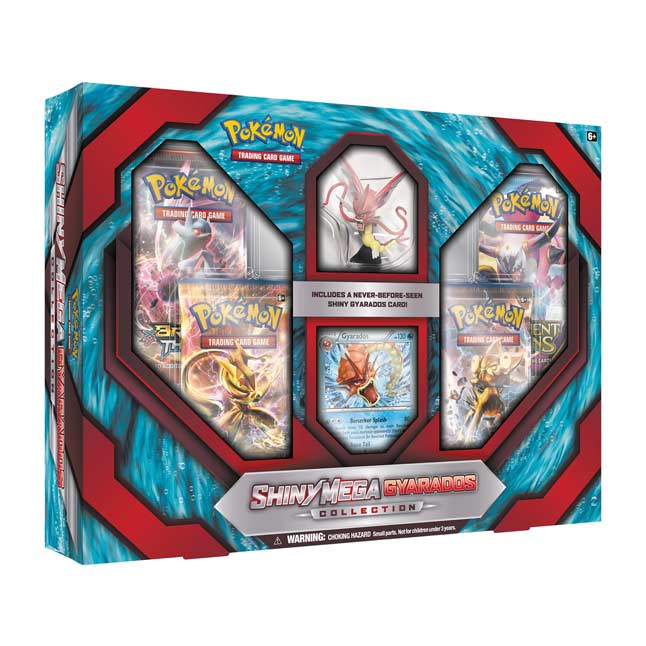 Image for Pokémon TCG: Shiny Mega Gyarados Collection from Pokemon Center