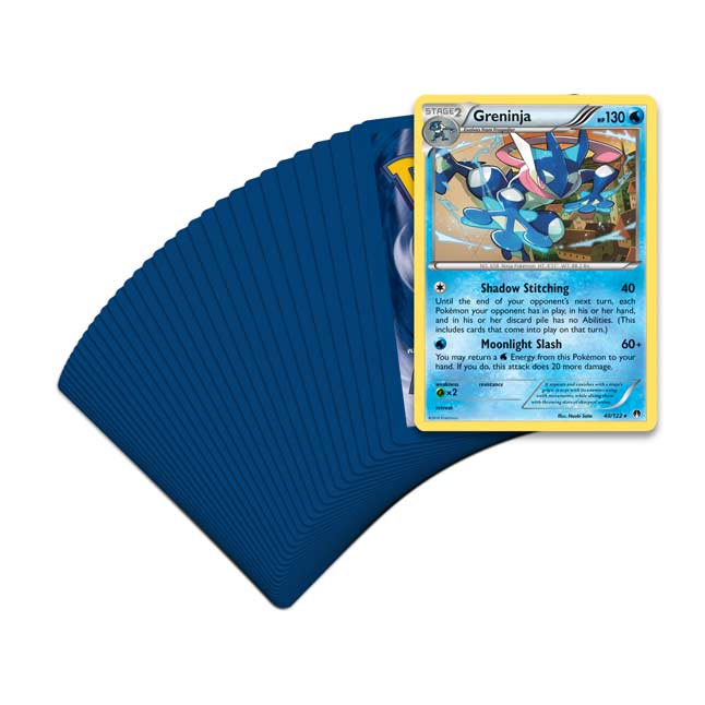 Image for Pokémon TCG: XY-BREAKpoint Wave Slasher Theme Deck from Pokemon Center