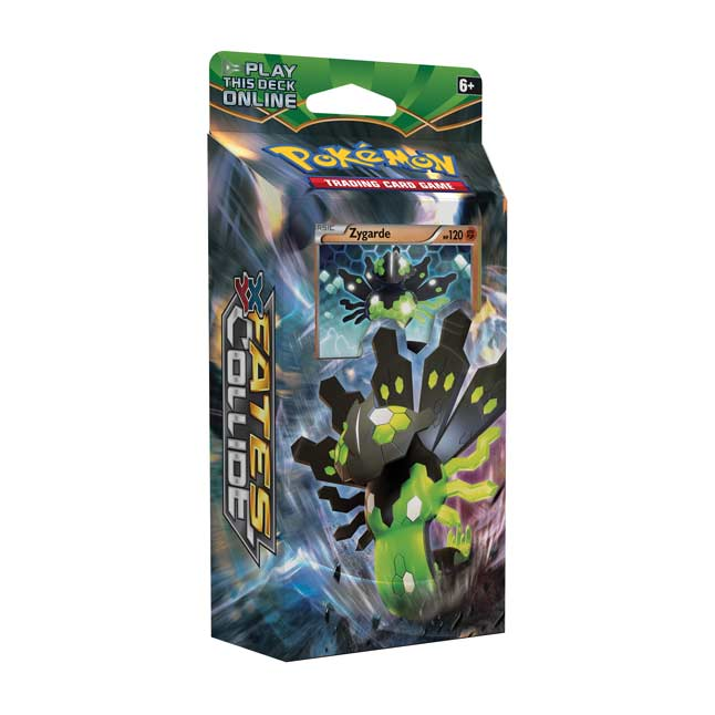 Image for Pokémon TCG: XY-Fates Collide Battle Ruler Theme Deck (60 cards) from Pokemon Center