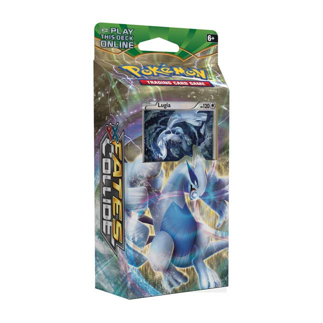 Image for Pokémon TCG: XY-Fates Collide Sky Guardian Theme Deck (60 cards) from Pokemon Center