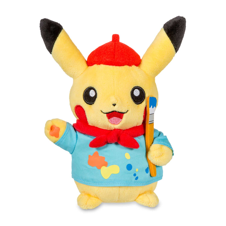Pikachu plush | Pikach...