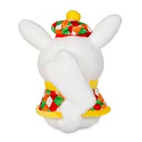 Image for Pikachu Holiday Snowman Poké Plush (Female) (Standard Size) - 7 1/2 In. from Pokémon Center
