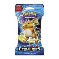 Image for Pokémon TCG: XY—Evolutions Sleeved Booster Pack (10 cards) from Pokemon Center